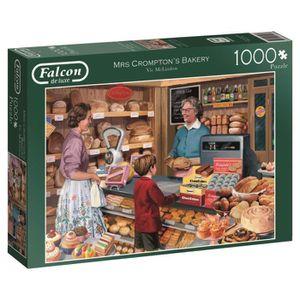 PUZZLE Puzzle 1000 Pièces - MRS CROMPTON'S BAKERY - Falco