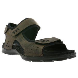SANDALE - NU-PIEDS ecco Utah hommes trekking sandales  834114 02072