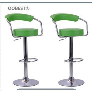 Tabouret De Bar Vert Anis tabouret de bar vert - achat / vente tabouret haut pas cher - soldes
