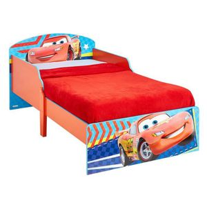 STRUCTURE DE LIT Lit Enfant 70 x 140 cm P'tit Bed Cosy Disney Cars