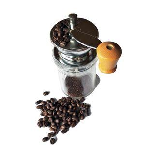 MOULIN À CAFÉ VeoHome Moulin à café, épices et graines avec rése