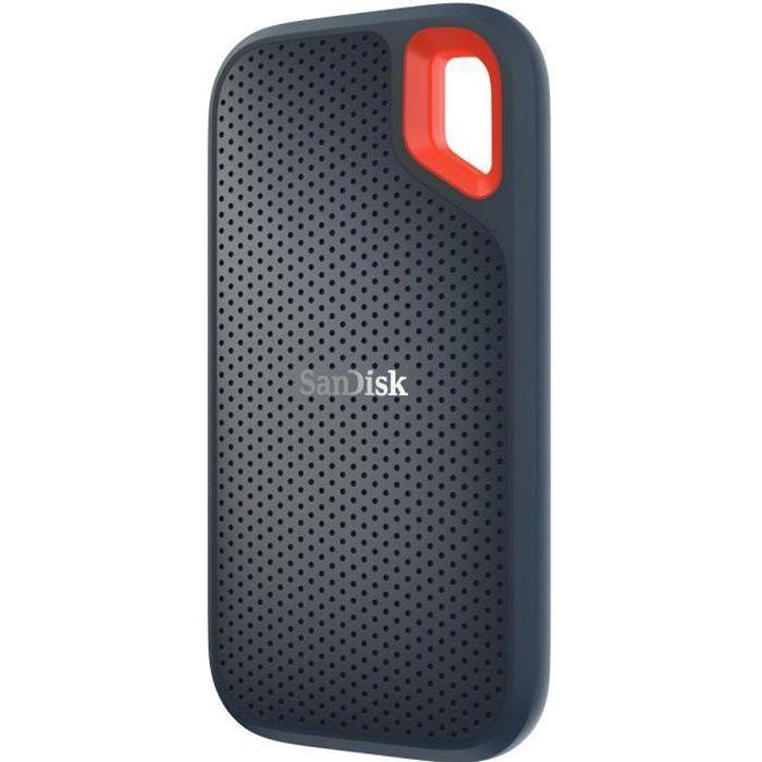 SanDisk Extreme™ - SSD Externe - 500Go - USB 3.1 (SDSSDE60-500G-G25)
