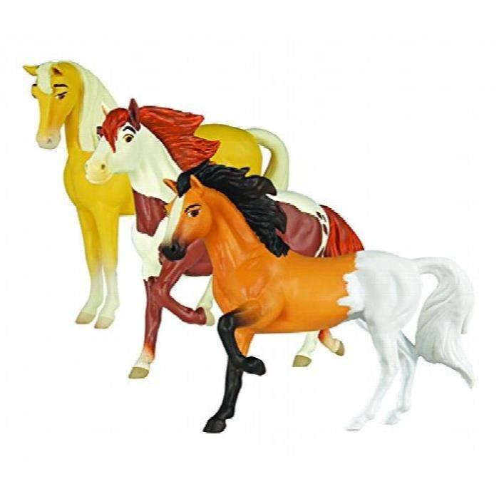 Coloriage Gratuit Cheval A Bascule.Spirit Riding Gratuit Esprit Deluxe Et Amis Cheval