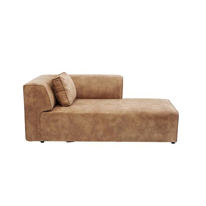 canape d angle meridienne droite achat vente pas cher. Black Bedroom Furniture Sets. Home Design Ideas