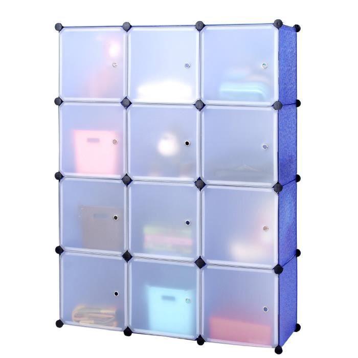 Penderie Cubes Etagère Modulables Achat Vente Petit Meuble