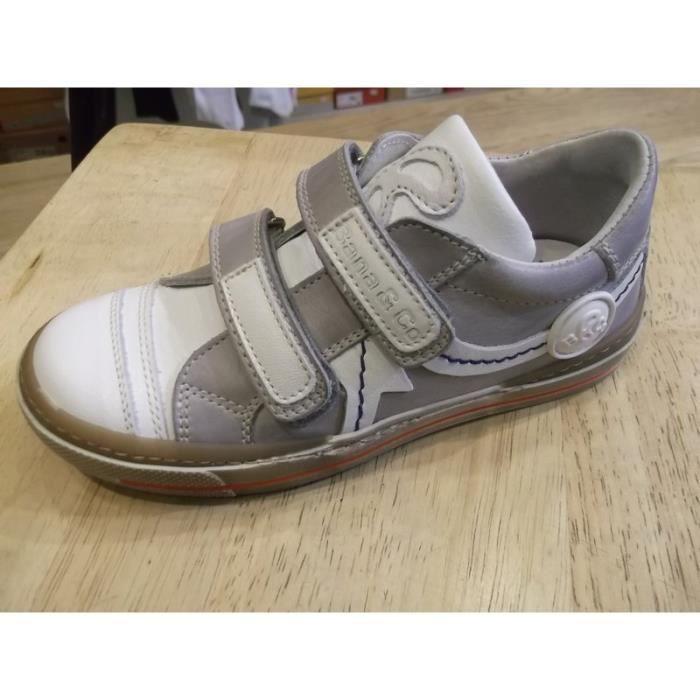 Chaussures enfants Babies filles Bana P31 Blanc...