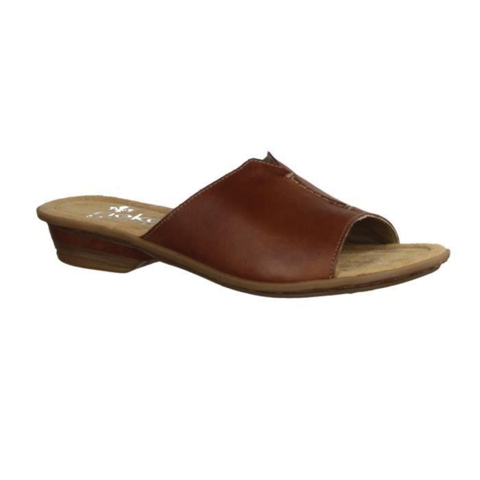 La Mule - Rieker 63459-23 est une chaussure par RIEKER