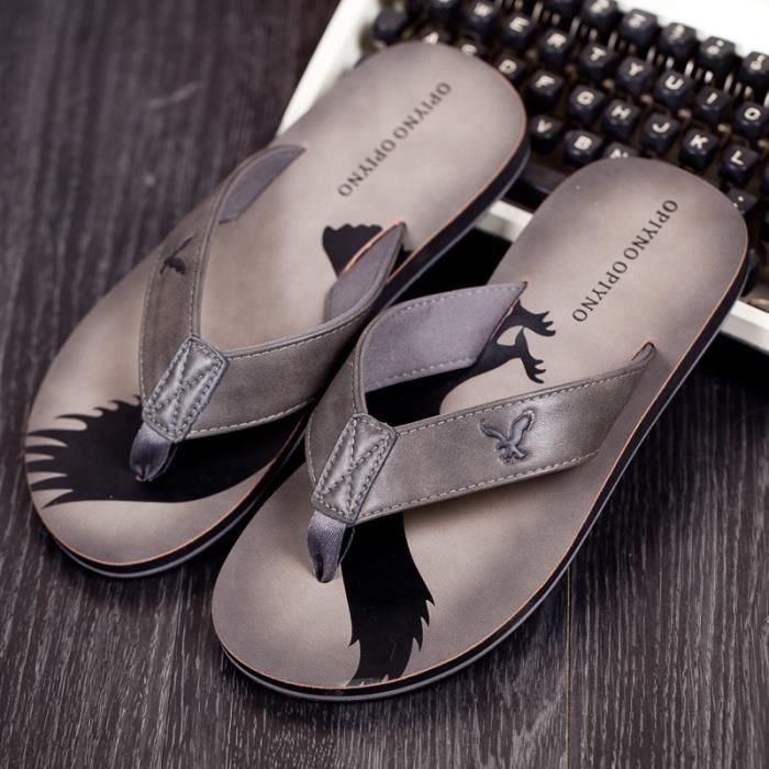 Jeunes Casual Shoes Sandales antidérapants pour homme 5B0WxIAL1