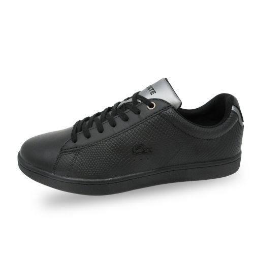 c11c2ad913 LACOSTE - Chaussure Carnaby Evo 417 noire Lacoste - (noir - 40) Noir ...