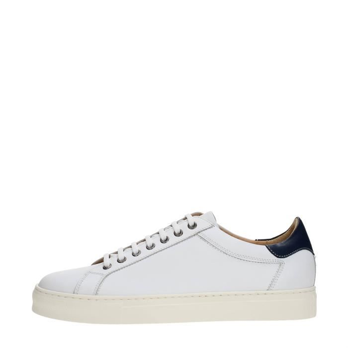 Soldini Sneakers Homme WHITE, 42