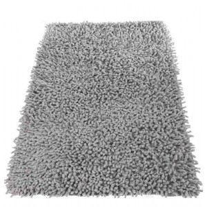 tapis salle de bain gris 50x80 cm achat vente tapis salle de bain gris 50x80 cm pas cher. Black Bedroom Furniture Sets. Home Design Ideas