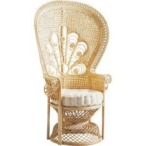 fauteuil emmanuelle en rotin achat vente fauteuil blanc cdiscount. Black Bedroom Furniture Sets. Home Design Ideas