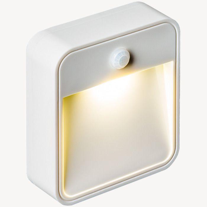 lampe led lampe murale lampe pr sence veilleuse sans. Black Bedroom Furniture Sets. Home Design Ideas