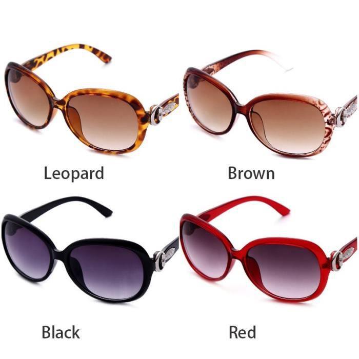 ZHANG Lunettes de soleil film couleur sauvage mode femme lunettes de soleil ultra-légères lunettes de soleil colorées afflux d'hommes, d1