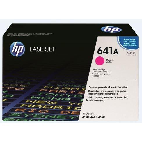 HP Pack de 1 Cartouche de Toner 641A Colour LaserJet Original - Magenta - 8 000 pages