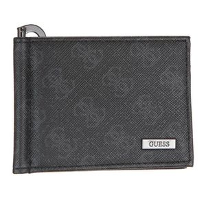 GUESS Portefeuille MYSELF SM0817 Noir Homme