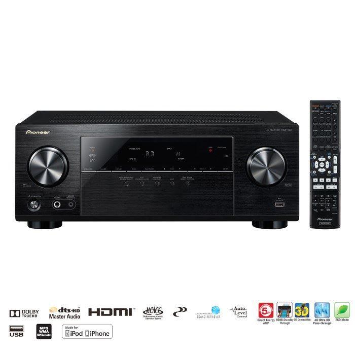 AMPLIFICATEUR HIFI PIONEER VSX-423-K Amplificateur audio vidéo 5.1