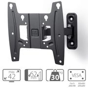 FIXATION - SUPPORT TV ONE FOR ALL WM4240 Support TV mural orientable jus