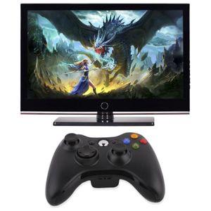 JOYSTICK - MANETTE Manette de jeu sans fil XBOX 360 pour Jeux Vidéo C