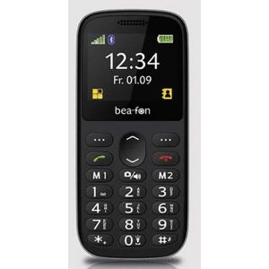 Téléphone portable Téléphone portable pour séniors SL350 noir,argent