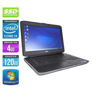 ORDINATEUR PORTABLE Ordinateurs portables Dell Latitude E5430 -Core i3