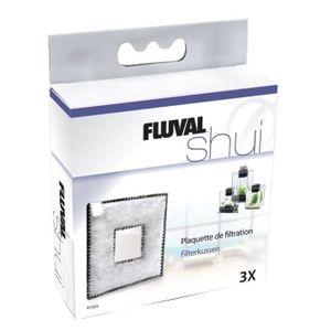 FILTRATION - POMPE FLUVAL Lot de 3 cartouches de remplacement pour fi