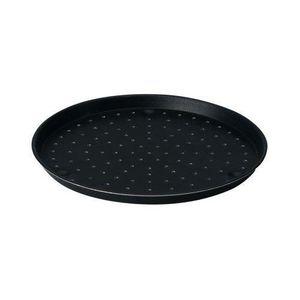 PLAT POUR FOUR Lacor 67824 Plat à Pizza Perforé en Aluminium 24 c