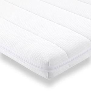 SUR-MATELAS Surmatelas 180x200 cm mousse confort housse microf