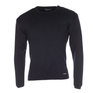 PULL Authentique Pull Marin Navy Foue...