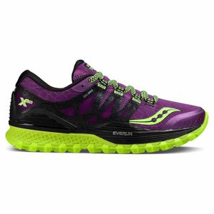 save off 6f744 4431f CHAUSSURES DE RUNNING Chaussures femme Running Saucony Xodus Iso ...