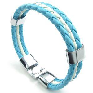 BRACELET - GOURMETTE Bijoux Bracelet Homme - Drapeau Argentine Manchett ... d08dea48eb0e