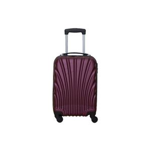VALISE - BAGAGE Valise Cabine 4 roues ABS - Trolley ADC