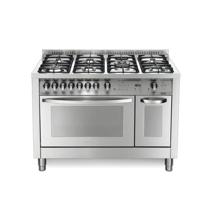 LOFRA PD126GV + E-2Il 120x60 cuisinière avec plateau en acier ...
