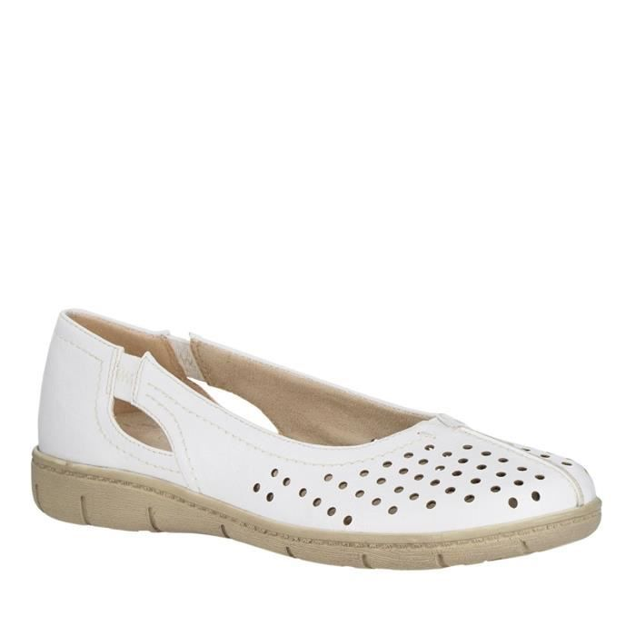 Femmes Easy Street Chaussures Plates