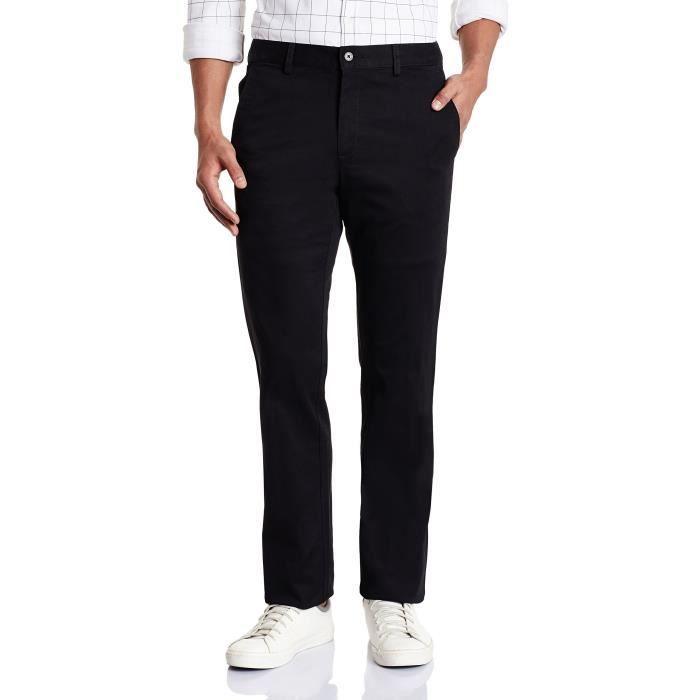880cd040e4985 PANTALON Van Heusen Pantalons de ville hommes YL3EX Taille-. 98% coton et 2%  ...