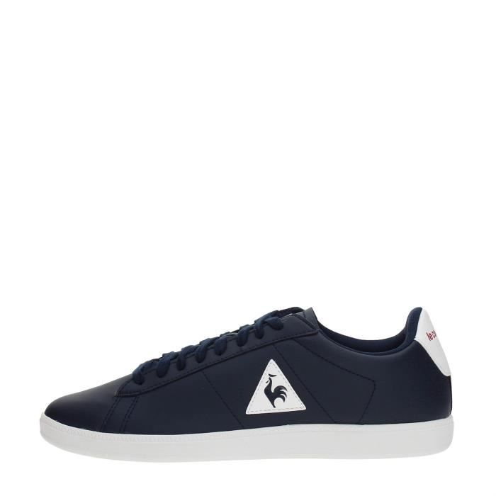 Le coq sportif Sneakers Homme DRESS BLUE/VINTAGE RED, 45