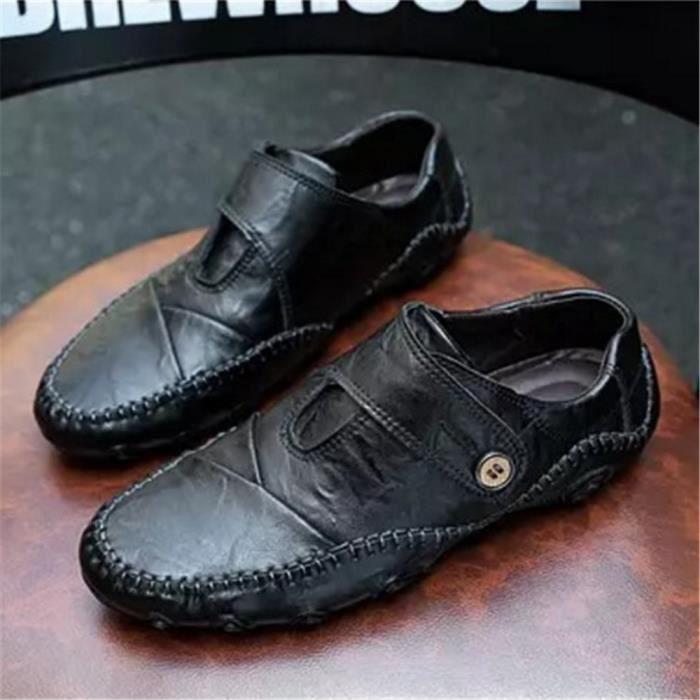 Derbies Hommes Extravagant Chaussures Nouvelle arrivee Cuir Meilleure Qualité Cool Super Confortable 38-47