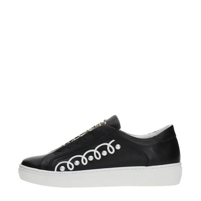 Tosca Blu Sneakers Femme BLACK, 35