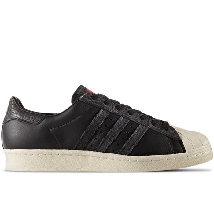 adidas superstar 80s noir