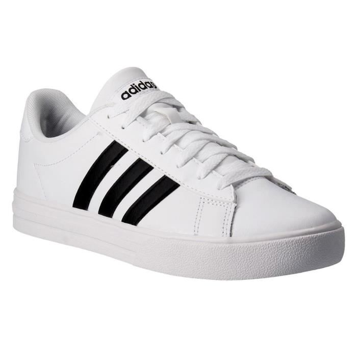 Chaussure blanche pour homme daily 2.0