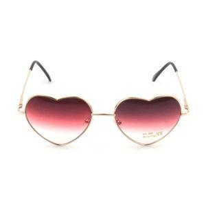 ... LUNETTES DE SOLEIL Elisona® La Mode Rétro Coeur Vintage en Forme de. ‹› 0cb5207c3103