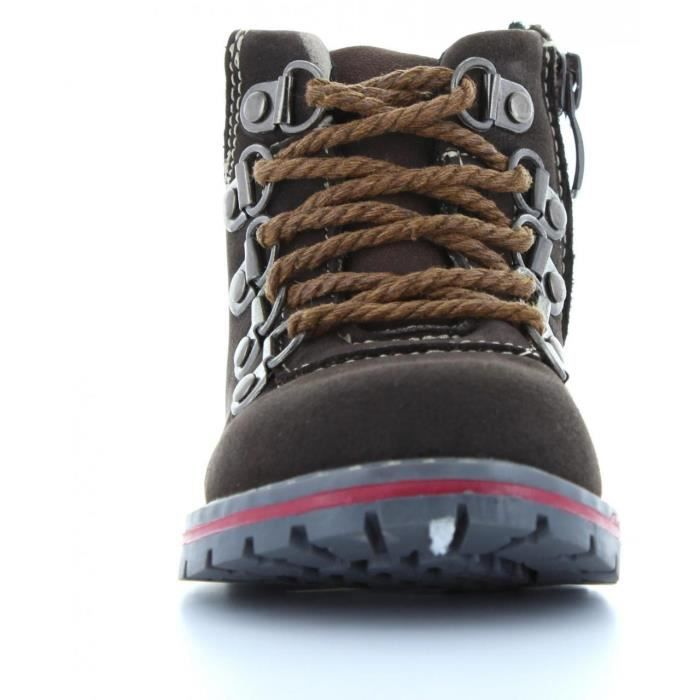 Bottines pour Fille Happy Bee B169644-B1758 D BROWN