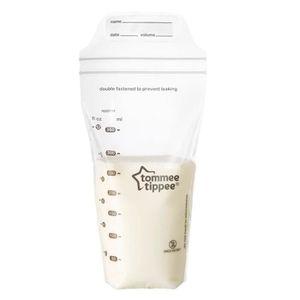 CONSERVE LAIT MATERNEL  TOMMEE TIPPEE Sachet de conservation du lait mater