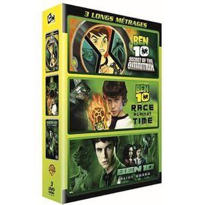 DVD DESSIN ANIMÉ DVD Coffret Ben 10, les films
