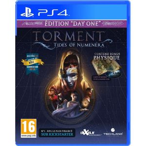 JEU PS4 Torment : Tides of Numenera Edition Day One Jeu PS