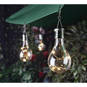 ampoule led solaire exterieur