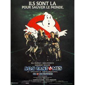 870c12a560089 AFFICHE - POSTER SOS FANTOMES reproduction poster ciné 60x80