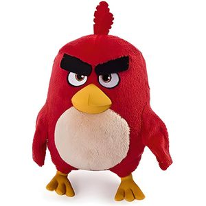 PELUCHE peluche angry birds rouge le film20 cm