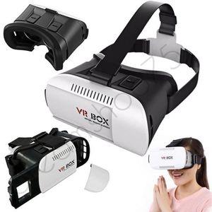 CASQUE RÉALITÉ VIRTUELLE Casque Réalité Virtuelle 3D VR Samsung Galaxy S6 E