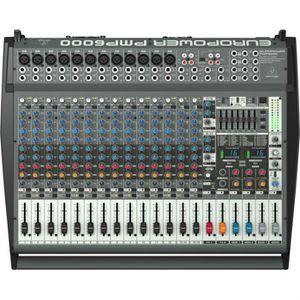 TABLE DE MIXAGE Table mixage Europower PMP6000